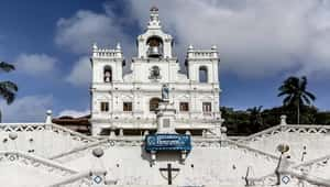 Famous Churches in Goa