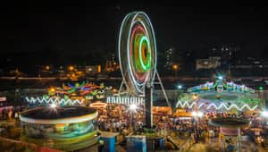 Places to Visit in Pune at Night