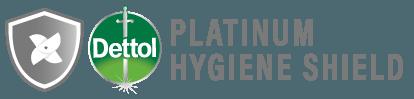 Treebo Platinum Hygiene Sheild